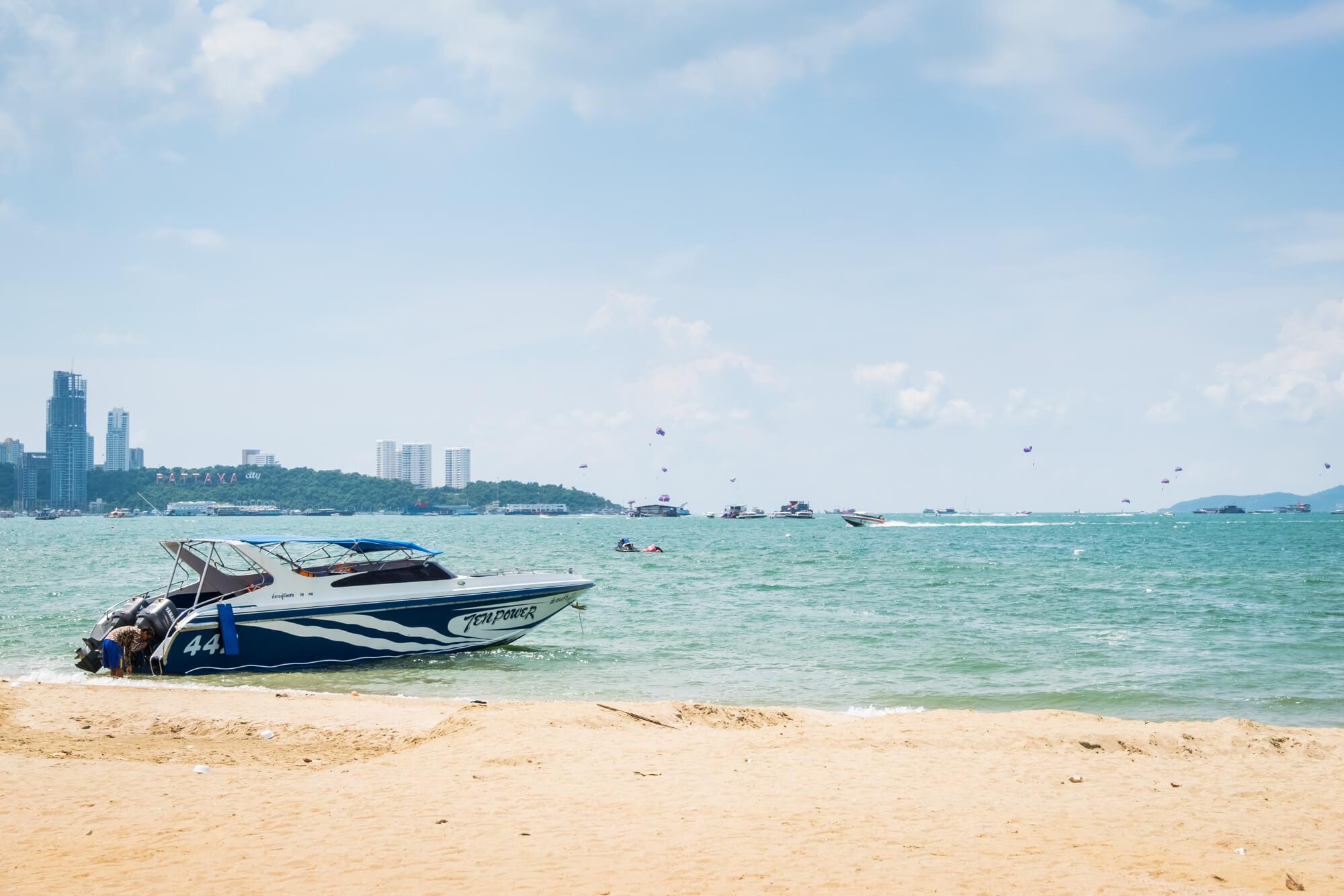 Pattaya 海灘