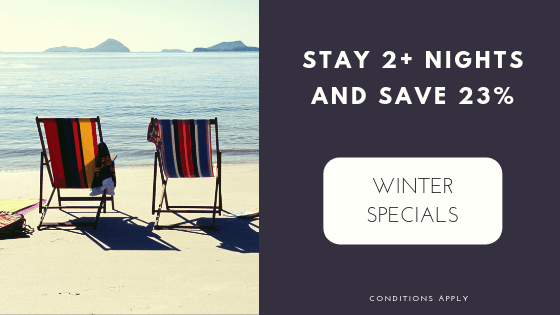 Stay 2+ nights & Save!